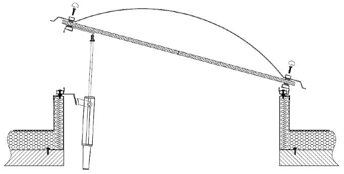 sezione apertura elettrica